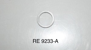 Drain Tap Washer (RE9233-A)